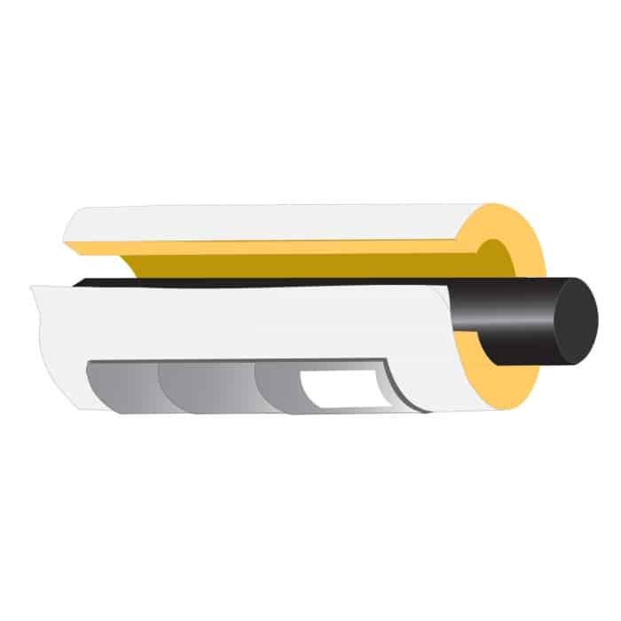 Customizable Insulated Pipe Support - Tru-Balance™ by Buckaroos, Inc.