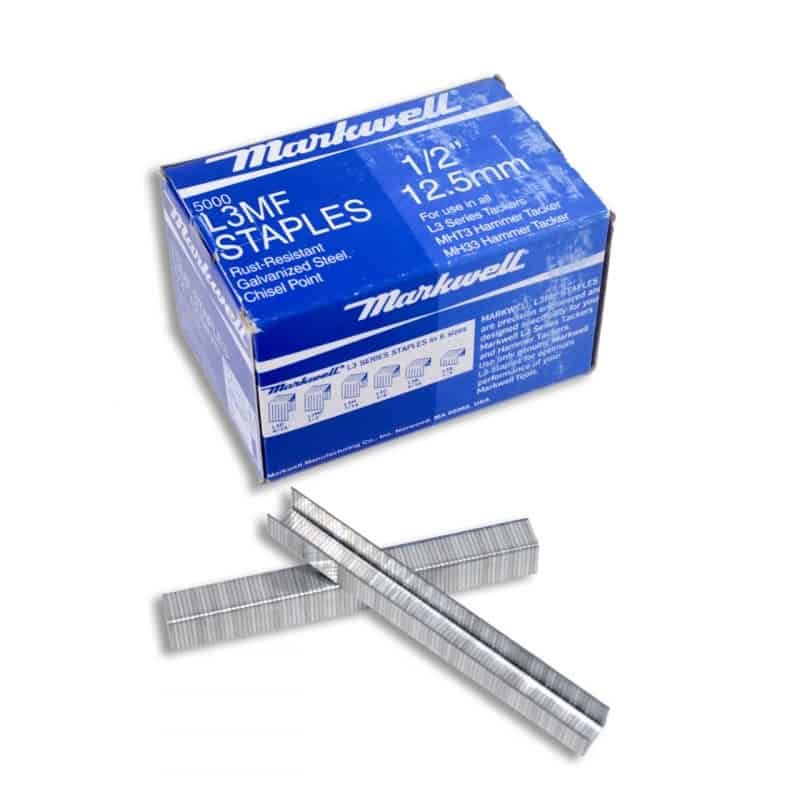 Markwell L3 Outward Clinch Staples